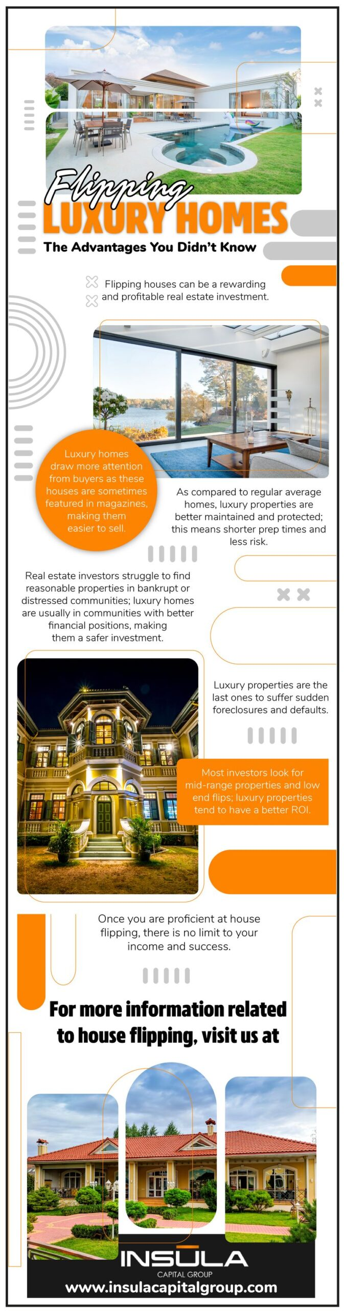 Flipping Luxury Homes The Advantages You Didn't Know